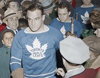 COLORIZATION: 1936 Maple Leafs (2012)