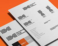 International Design Conference Event Branding