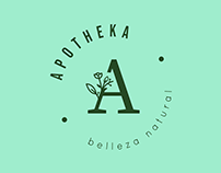 Brand Design - Package Design: Apotheka