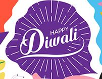 Deepavali Social Media Post