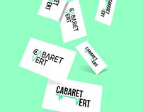 Logotype Cabaret Vert