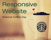 Study of a Responsive Website: Starbucks