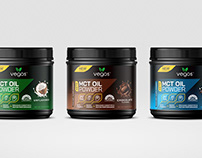 VEGOS MCT Oil Powders