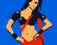 Bollywood in Pixels
