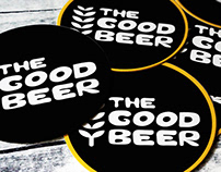 Visual Identity - The Good Beer