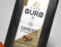 Café Espresso, for Café Ouro.