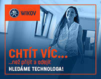 Wikov - Recruitment Campaign
