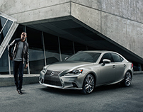 Lexus Brochure covers