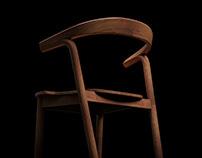 ACACIA | Wooden Chair
