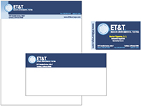 ET&T stationary package