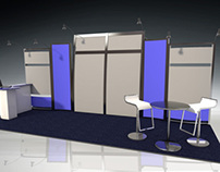 Exhibit Design Renderings