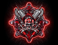 Gears Of War - Gears Ink