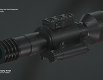 Shakhin Thermal Imaging Scope