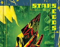 Starseeds Comic Fantagraphics 2017