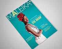MALEIKA Projecto Editorial para Farmácias de Angola