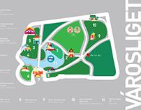 City Park Information System Design