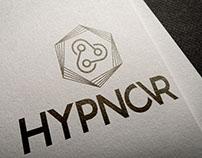 logo hypno, graphiste loolye labat, strasbourg