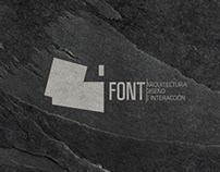PABLO FONT ARCHITECTURE