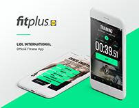 FitPlus™ App | LIDL INTERNATIONAL