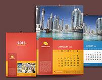 Free: 2015 Wall Calendar