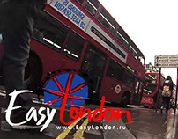 Промо-ролик в поддержку экскурсионного бизнеса.