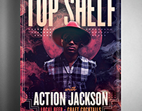 Top Shelf / DJ Action Jackson