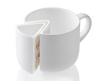 Whole cake  mug