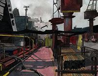 Navio Mercante