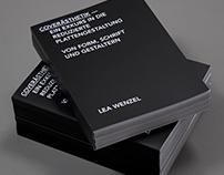 Coverästhetik — Von Form, Schrift und Gestaltern