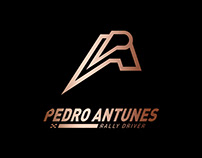 BRANDING FOR : PEDRO ANTUNES - RALLY DRIVER