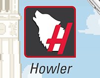 Howler   The Campus Engagement App