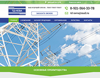 Web design for TD-NEVA