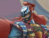 Kabuki Kugeaku