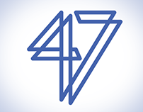 Platform 47 // Logo study