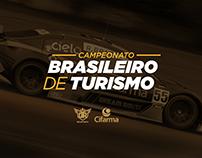 Campeonato Brasileiro de Turismo 2015 - Homenagem Senna