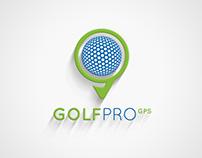 GolfProGPS – Official Logo