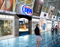 UETA / Duty Free Americas Stores, PA, NI, HN