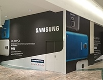 Samsung Galaxy S5 / Experience Store - Launch Campaign