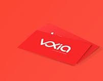 Logotype - Voxia