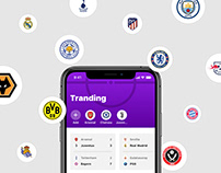 Soccer Mobile App
