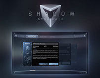 Shadow Syndicate - Game UI