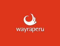 Animación logotipo Wayraperú