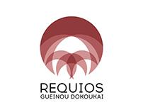 Proposta de logo do grupo Requios Gueinou Dokoukai
