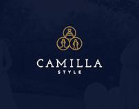 Wedding salon branding and webdesign