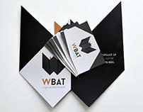 WBAT | Branding and brochure