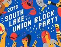 South Lake Union Block Party 2018