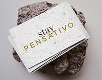 HOTEL PENSATIVO \ BRAND DESIGN