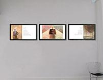 I.M. Pei Triptych