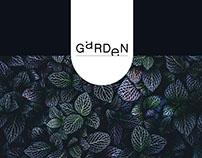 identité visuelle «Garden».