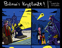 Batman's Kryptonite !